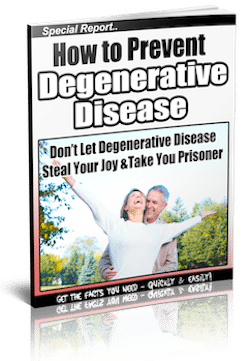 chronic degenerative diseases